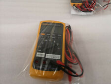 Fluke 87v Industrial True Rms Multimeter With Temperature 674