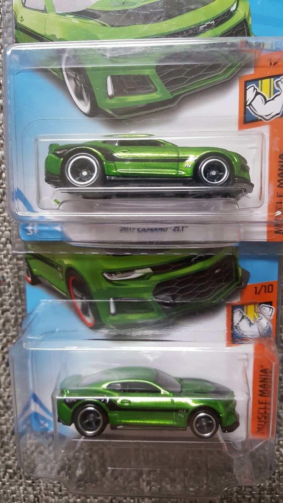 HOT Wtalons CAMARO ZL1 SUPER TREASURE HUNT rouge RIM  AND REGULAR RIM voitureD VARIATION  mieux acheter