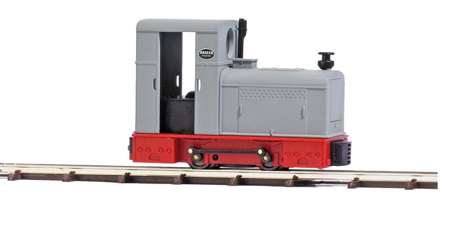 Busch Hof 12133 Locomotive Diesel   Deutz Omz 122 F   Neuf Emballage D'Origine