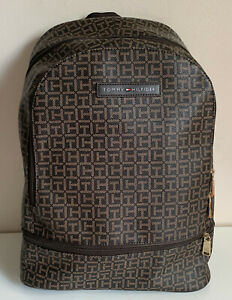 NEW-TOMMY-HILFIGER-SAVANNAH-COLLECTION-DOME-BACKPACK-LAPTOP-FRIENDLY-BAG-250