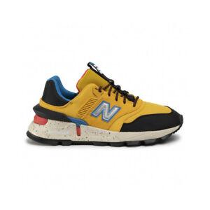 New-Balance-997-Sneaker-Uomo-MS997SKB-Yellow-Black