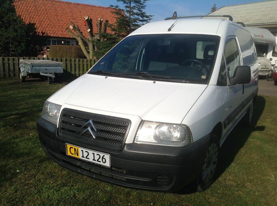 Citroën, Jumpy, 2,0 HDi 110