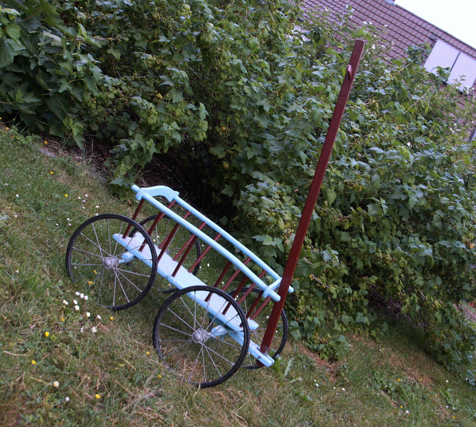 ge Chariot à tirer chef Voiture Enfants Chariot pour Chariot en bois Gründerzeit pour Chariot 1900 RAR 54cff4