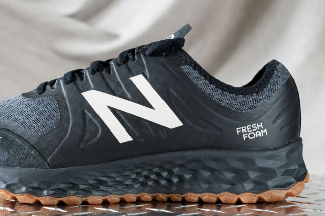 d9e878755ed Men s Kaymin Trail V1 Fresh Foam Running Shoe Black 10.5 4e US XW ...