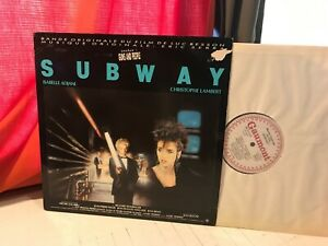 bande originale subway luc besson