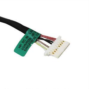 Nouveau-HP-Envy-X360-15-U221NW-15-U203NA-15-U203NK-15-U205NA-DC-Power-Jack-avec-cable