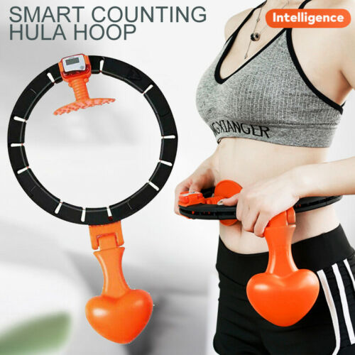 Exercise Hula Loop Hoop Detachable Portable Circle Smart Lose Weight Fitness