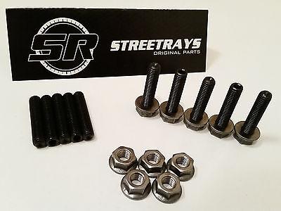 StreetRays Honda /& Acura Header Exhaust Stud Delete Bolt Kit Manifold B D H F