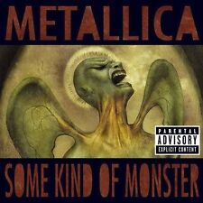 Some Kind of Monster [PA] by Metallica (2004, Elektra) CD & PAPER SLEEVE ONLY