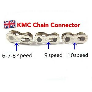 2-PAIRS-KMC-6-7-8-9-10-speed-Chain-Link-chain-connector-amp-Master-chain-link