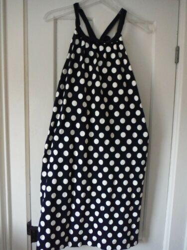 Crew Crewcuts Girls Size 16 Tie Bow Back Cotton Sun Dress MSRP $68 - EUC!!! J