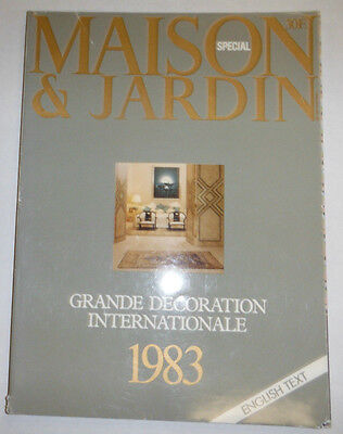 Maison & Jardin French Magazine Grand Decoration English ...