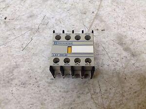 Telemecanique LA1 DN40 Auxiliary Contact
