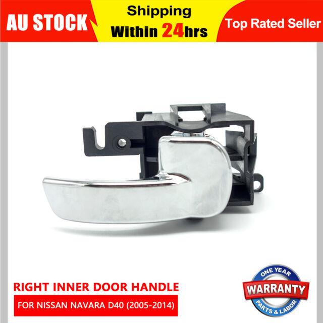 RH Right Front / Rear Inner Door Handle FOR Nissan Navara D40 05~14 Vin:VSK