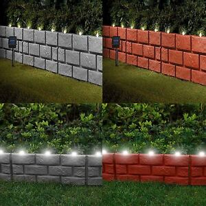 Superieur Image Is Loading Brick Effect Plastic Hammer In Lawn Garden Edging