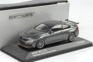 2016-BMW-M4-GTS-Mineralgrau-metallic-Felgen-grau-1-43-Minichamps-NEU