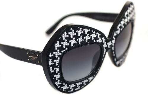 Dolce Gabbana 8g amp; Sunglasses Edition Round 501 Dg6108 Grey Black Limited White agUawq