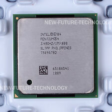 Intel Pentium 4 (RK80546PG0961M) SL7PP SL7E6 CPU 800 MHz 3.4 GHz Socket 478/N