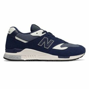rich and magnificent clearance diverse styles Details about New Balance 840 Blue / ML840AG / Men's NB Suede Mesh Navy  White Classic