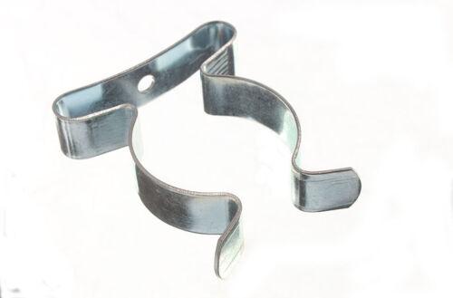 * vente de 10 x 50 mm ZP à Ressorts en Acier Pince à Ressort Terry Grip Outil Stockage ZP