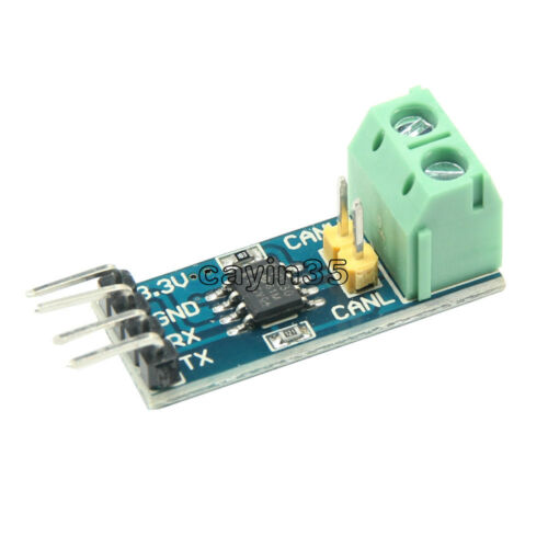 1PCS SN65HVD230 CAN Board Network Transceiver Evaluation Development Module