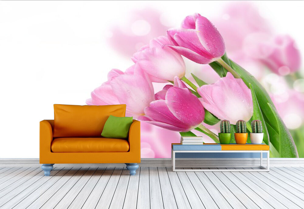 3D Fresh Flowers 1626 Paper Wall Print Decal Wall Wall Murals AJ WALLPAPER GB
