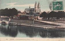 Carte Postale - Tours / La Cathèdrale et le Cirque