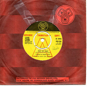 LOIS-LANE-DAY-BY-DAY-RARE-PROMO-7-034-45-VINYL-RECORD-1970