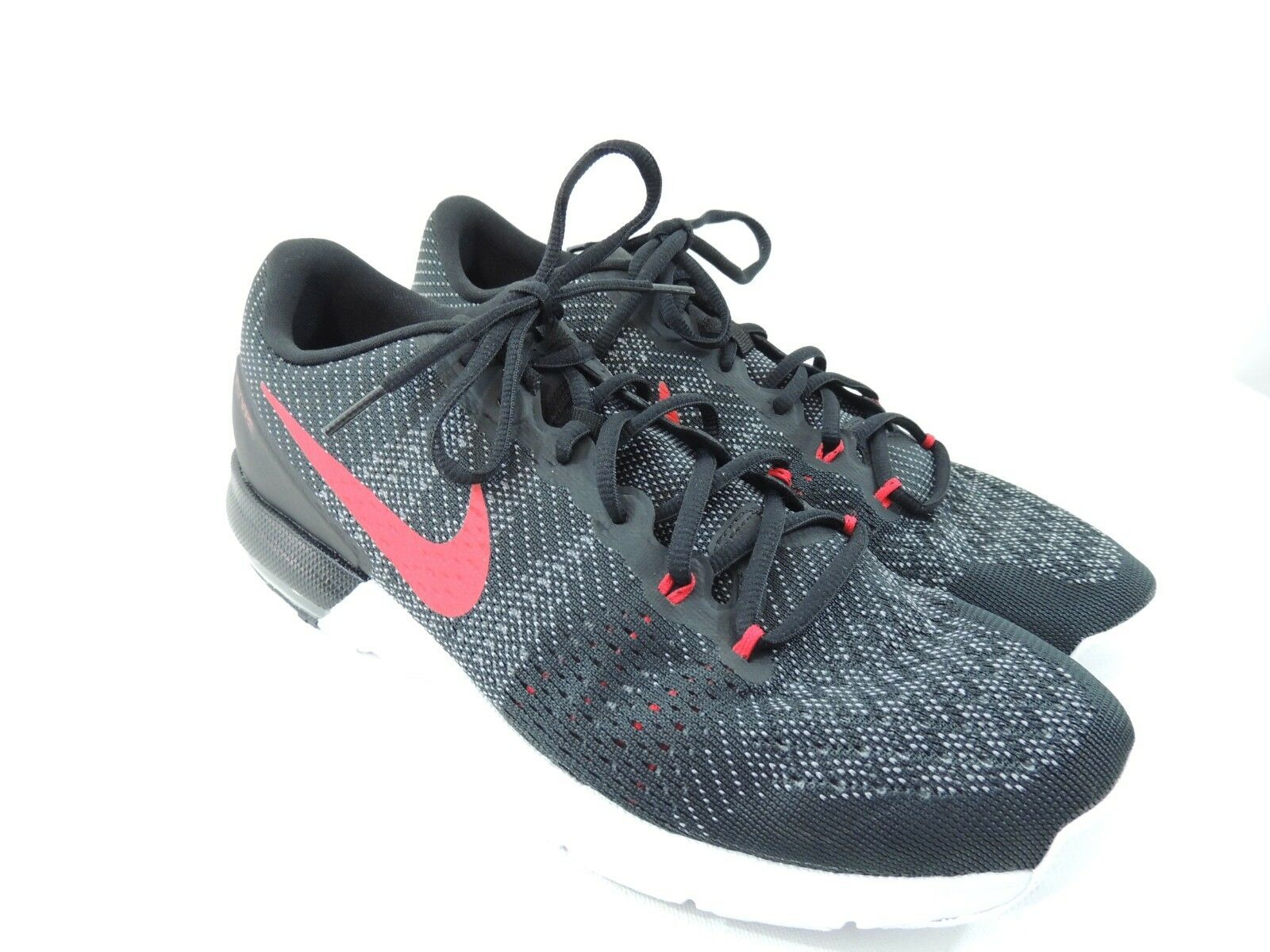 Nike Mens Air Max Typha Running shoes Black Red White 820198-010 Size 11.5