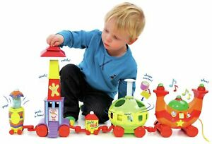 In The Night Garden Soft Ninky Nonk Musical Activity Toys Train 78Cm Long