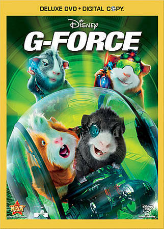 G Force Dvd 2009 2 Disc Set Deluxe Edition Includes Digital Copy For Sale Online Ebay