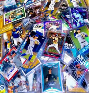 MLB-CARD-BLOWOUT-AUTOS-RELICS-5-GUARANTEED-HITS-HOT-HOT-GRAB-PACK-MUST-READ