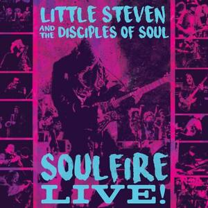 THE-LITTLE-STEVEN-DISCIPLES-OF-SOUL-SOULFIRE-LIVE-BLU-RAY-2-BLU-RAY-NEW