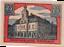1921 Germany PASEWALKER 25 Phennig Notgeld Banknote