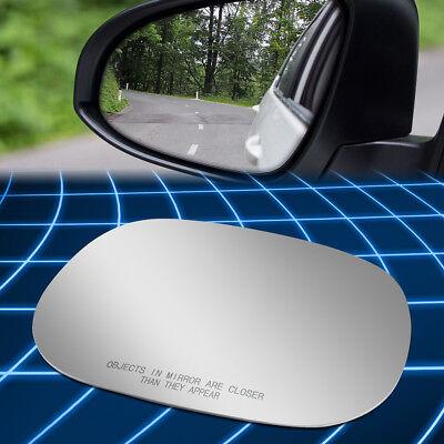 New Door Mirror Glass Replacement Passenger Side Heated For Dodge Dakota 97-04