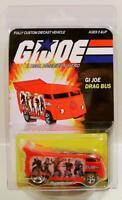 Volkswagen Vw Drag Bus G.i. Gi Joe Night Stalker Hot Wheels Diecast 19/20 Rare