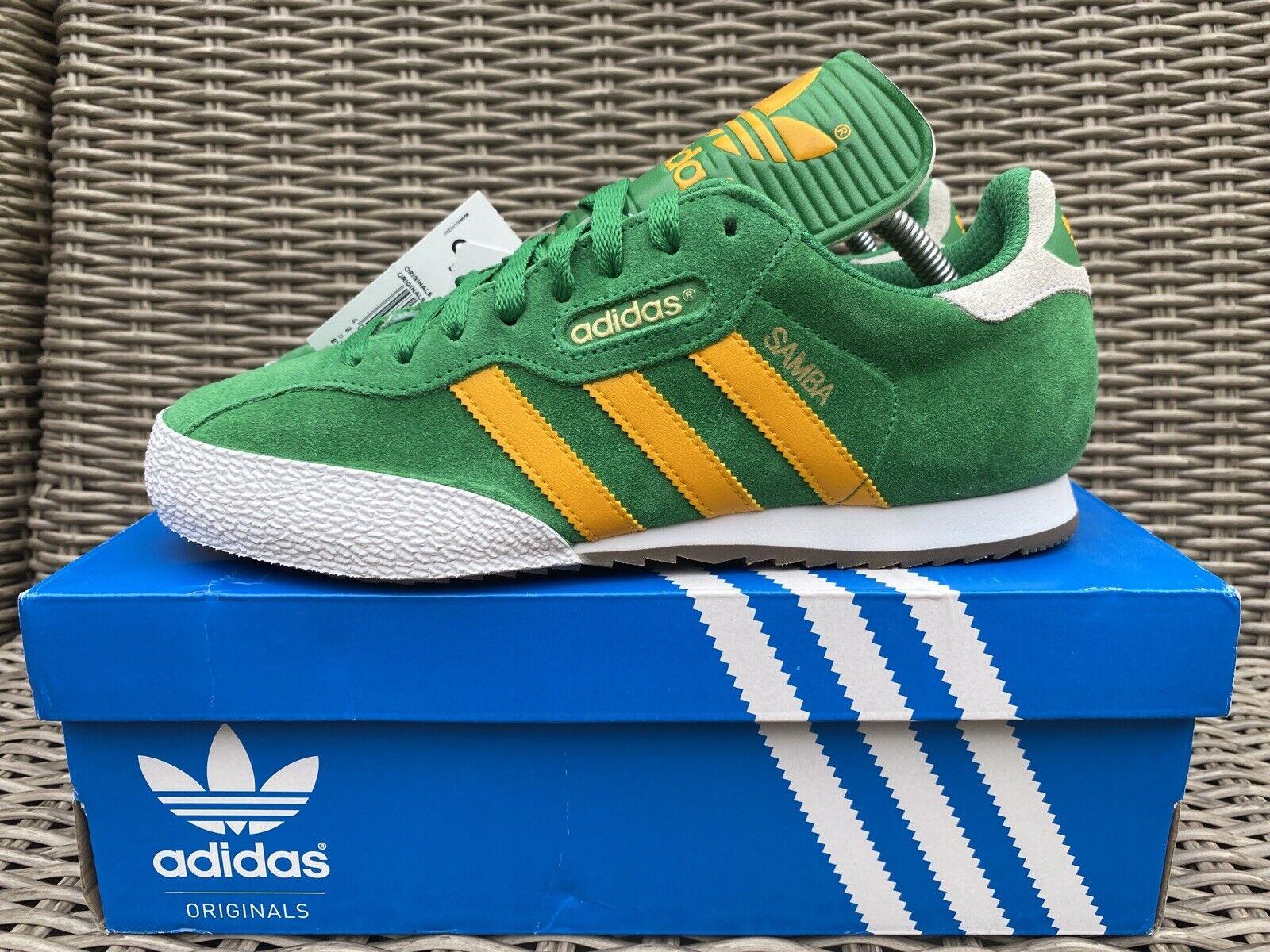 Retro adidas Gazelle OG Electric Green