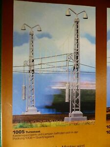 Details about Vollmer Cross Wire Pack 1005 and 1008 for Catenary - on