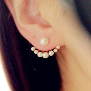 1Pair-Nuevos-de-perlas-de-imitacion-bola-perno-moda-pendientes-de-boda-nupcial