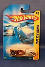 2008 New Models #4 Ratbomb With Smooth Grill Variation Collectibles Collector Car #2008-4 2008 Hot Wheels
