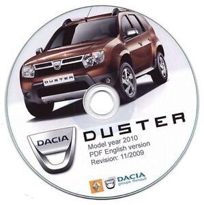 dacia duster workshop manual workshop manual ebay rh ebay co uk 2015 Dacia Duster 2015 Dacia Duster
