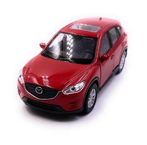 Mazda-CX-5-Maquette-de-Voiture-Auto-Rouge-Echelle-1-3-4-Licence