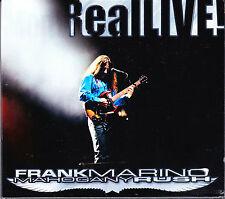 FRANK MARINO & MAHAGONY RUSH real live!  2CD NEU OVP/Sealed
