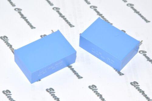 2.2µF 2,2uF 250V 5/% P:27.5mm Capacitor 2pcs VISHAY PHILIPS MKT344 2.2uF
