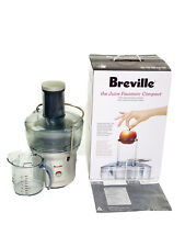 Breville Juice Fountain Nutri Disk For Bje200xl Euc Part Sp0010662 For Sale Online Ebay
