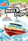 All About Boats & Ships/all About HEL 0018713532589 With Hard Hat Harry DVD