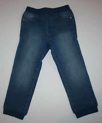 New Gymboree Girls Denim Joggers Pants Jeans NWT Size 3T 4T 5T Tails of the City