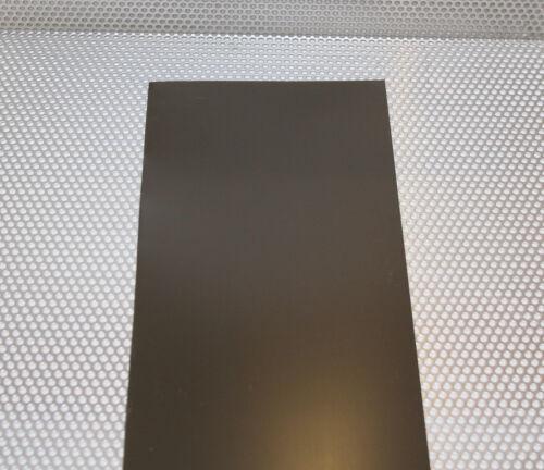 1,00 m Aluminiumblech Alublech Farbe und Breite je nach Variante Farbalu