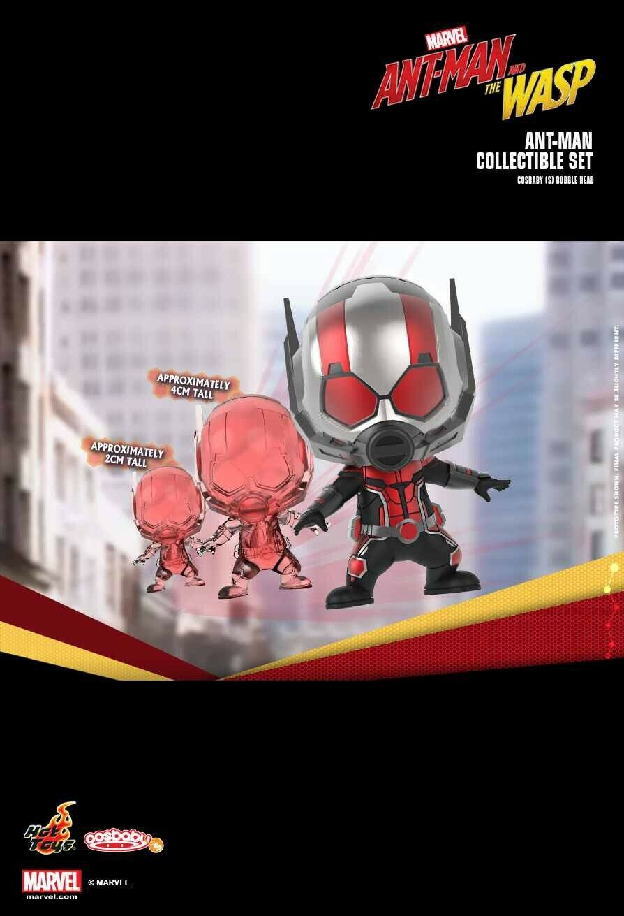 heiß Spielzeugs CosBaby Ant-Man Collectible Set COSB489