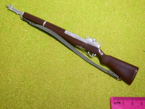 VINTAGE ACTION MAN 40th LOOSE ACTION SOLDIER GARAND FROM RIFLE RACK SET